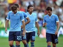 Lazio spielte nur remis bei Schlusslicht Sassuolo