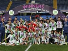 Wolfsburg startet die Mission Titelverteidigung