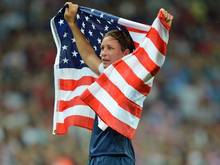 Abby Wambach heiratet Teamkollegin Sarah Huffman