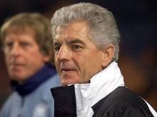 Ex-DFB-Teamchef Erich Ribbeck lobt die aktuelle DFB-Auswahl