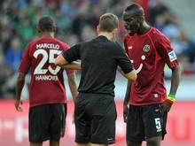 Hannovers Marcelo für drei Spiele gesperrt