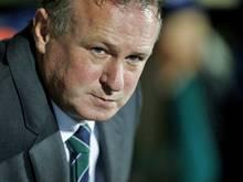 Michael O'Neill steht vor Vertragsverlängerung