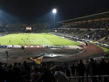 Das Ludwigsparkstadion ist bereits ausverkauft