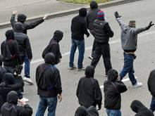 Nocerina-Ultras hatten ihre Spieler bedroht