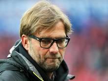 Jürgen Klopps Verletztenliste wird immer länger