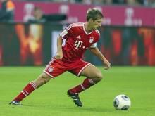 Philipp Lahm fällt weiter aus