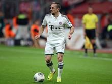 Bayern hofft auf Riberys Pokaleinsatz